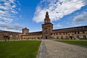 زيارة أهم معالم ميلانو – إيطاليا – ميلانو
