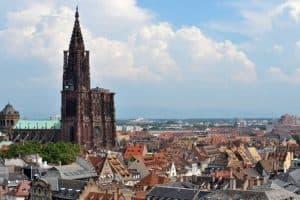 زيارة مدينة ستراسبورغ Strasbourg - فرنسا - ستراسبورغ