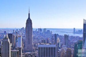 زيارة أهم معالم المدينة السياحية - امريكا - نيويورك