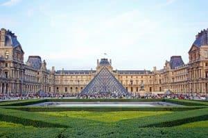 الوصول إلى مدينة باريس - فرنسا - باريس