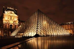 الوصول إلى العاصمة باريس - فرنسا - باريس