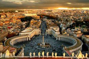 مغادرة لوقانو والعودة إلى روما – إيطاليا – روما