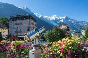 زيارة مدينة شامونيه Chamonix - فرنسا - شامونيه