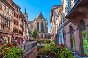 زيارة مدينة كولمار  - فرنسا - كولمار