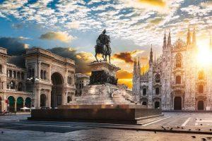 زيارة مدينة ميلانو Milan – إيطاليا – ميلانو