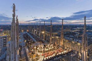 زيارة مدينة ميلانو – إيطاليا – ميلانو
