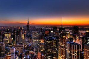 الوصول إلى مدينة نيويورك New York – امريكا – نيويورك