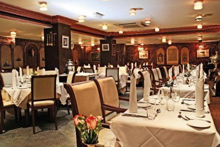 مطعم مروش لندن