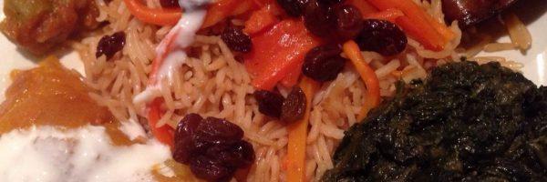 مطعم هلماند بالاس Helmand Palace