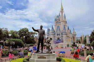 زيارة ملاهي ديزني لاند  – امريكا – فلوريدا