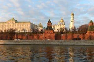 زيارة أهم الأماكن السياحية – روسيا – موسكو