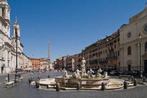 زيارة أشهر الأماكن السياحية – إيطاليا – روما
