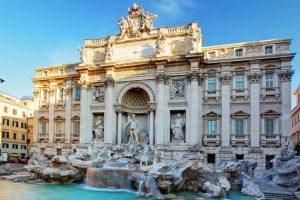 القيام بجولة في مدينة روما – إيطاليا – روما