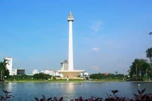 الوصول إلى العاصمة - اندونيسيا - جاكرتا