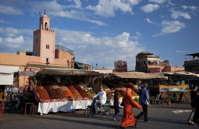 طبيعة المناخ في مدينة مراكش، و ما هي أفضل فترة لزيارتها؟!