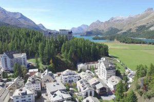 السياحة في سانت موريتز سويسرا وروعة مرتفعات الألب الثلجية سو154