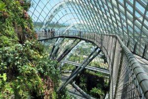 الذهاب الى حديقة الخليج - عجلة سنغافورة س104