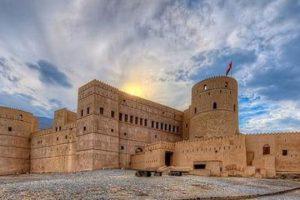 س106  يوم سياحي ممتع و التعرف على قلعة الرستاق و عين الكسفة