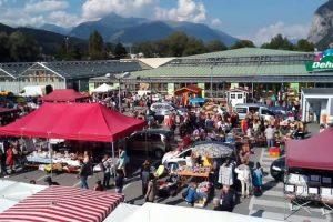 زيارة بعض الأسواق - النمسا - إنسبروك