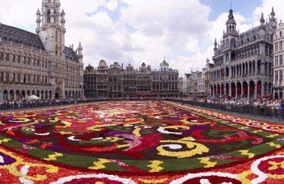 تقرير عن الأماكن السياحية في بروكسل