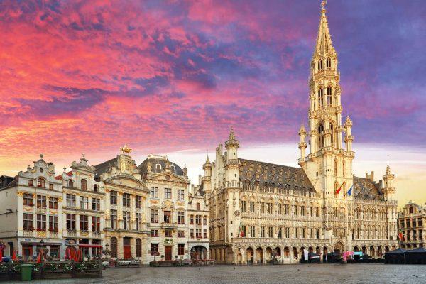 الساحة الكبرى Grand Place