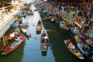 القيام بجولة تسوق - تايلاند - بانكوك