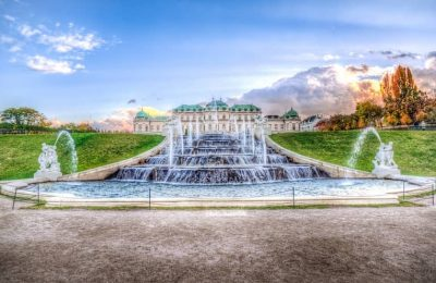 برنامج سياحي إلى النمسا لمدة 15 يوم