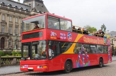 تقرير مختصر عن طريقة التنقل المثلى في بروكسل