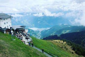 زيارة أشهر معالم مدينة زيلامسي - النمسا - زيلامسي