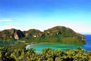 زيارة جزيرة في في وشاطئ رايلي – تايلاند – كرابي