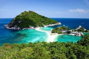 الذهاب إلى جزيرة كوه ساموي - تايلاند - كوه ساموي