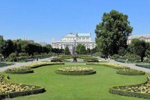 زيارة أشهر الأماكن السياحية - النمسا - فيينا
