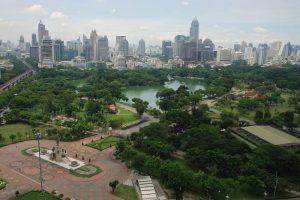 زيارة حديقة لو مبيني - تايلاند - بانكوك