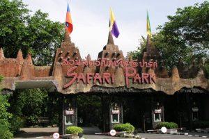 زيارة عالم سفارى ورلد - تايلاند - بانكوك