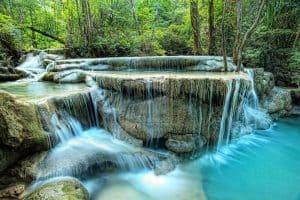 زيارة حديقة ناسيونال بارك - تايلاند - شيانغ ماي