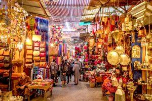 التسوق في المغرب م1515