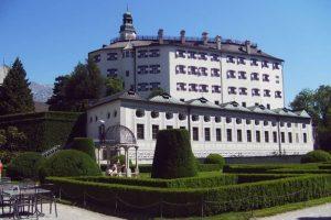 التجول في مدينة إنسبروك - النمسا - إنسبروك