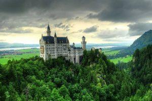 زيارة مجموعة من الأماكن السياحية - ألمانيا - ولاية بافارية