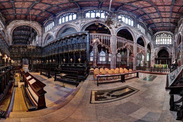 كاتدرائية مانشستر