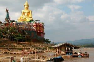 زيارة منطقة المثلث الذهبي - تايلاند - شيانغ ماي