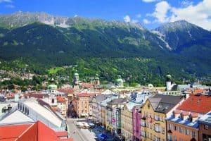 زيارة مدينة إنسبروك - النمسا - إنسبروك