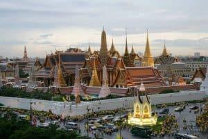 زيارة مدينة بانكوك  Bangkok - تايلاند - بانكوك