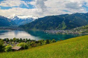 الذهاب إلى مدينة زيلامسي Zellamsee - النمسا - زيلامسي