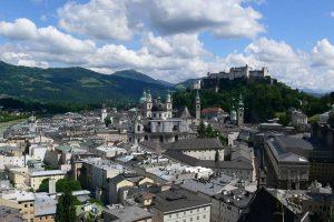 زيارة مدينة سالزبورغ  - النمسا - سالزبورغ
