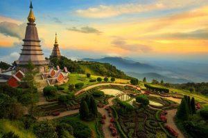 الوصول إلى مدينة شيانغ ماي - تايلاند - شيانغ ماي
