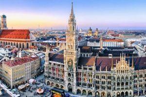 زيارة مدينة ميونخ Munich - ألمانيا - ميونخ