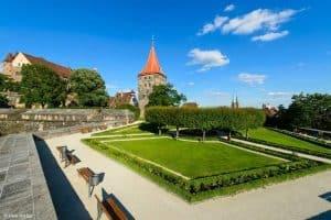 زيارة مدينة نورنمبيرغ Nuremberg - ألمانيا - نورنمبيرغ