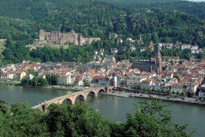 زيارة مدينة هايدلبرغ Heidelberg - ألمانيا - هايدلبيرغ
