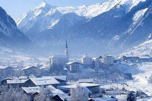 زيارة أشهر الأماكن السياحية - النمسا - كابرون