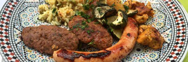 مطعم منثة و سفران Menthe & Safran